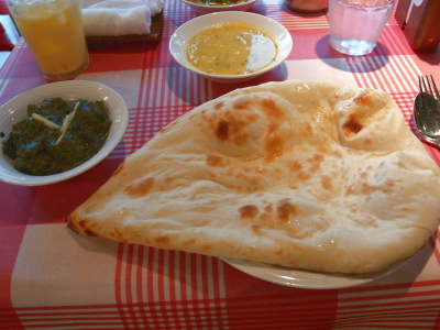 South indian food ajanta tokyo expat gourmand for Ajanta indian cuisine